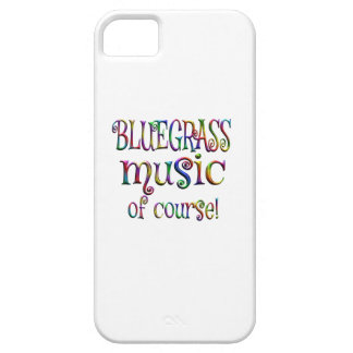 Bluegrass of Course iPhone 5 Cover