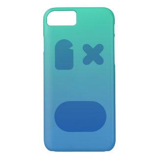 Bluegreen PhoneCase iPhone 8/7 Case