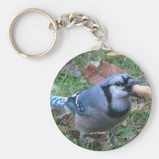 Bluejay Keychain by Koobear