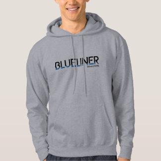Blueliner Defense Hockey Hoodie