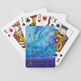 BlueMixUp Playing Cards