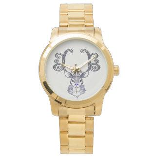 Bluenoser Blue nose Reindeer cute deer watch