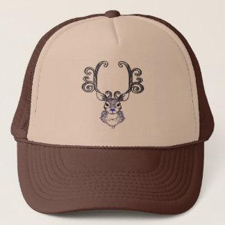 Bluenoser Blue nose Reindeer deer hat