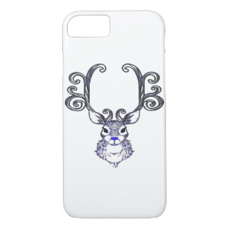 Bluenoser Blue nose Reindeer deer  phone case