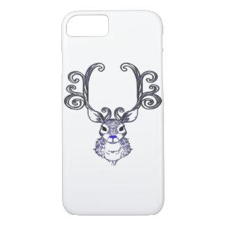 Bluenoser Blue nose Reindeer deer  phone case
