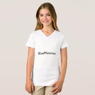 BluePhinnius Female YS T-Shirt