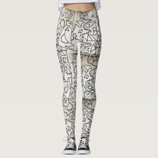 blueprint leggings