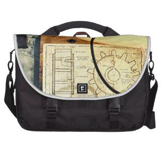 Blueprint of Gear Laptop Commuter Bag