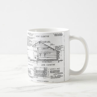 Blueprints Coffee Mug