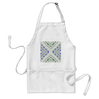 Blues and Greys Standard Apron