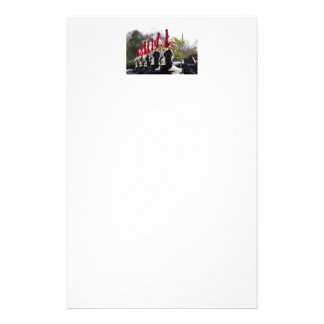 Blues And Royals Cavalry Stationery