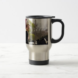 Blues And Royals Cavalry Travel Mug
