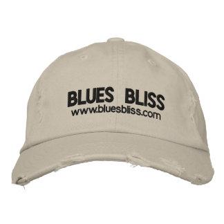 Blues Bliss Distressed Cap