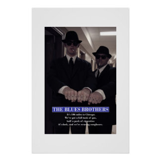Blues Brothers 2007 Poster