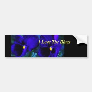 Blues Bumper Sticker