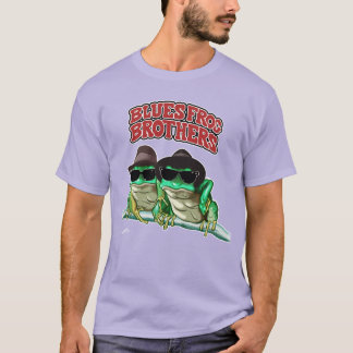 Blues Frog Brothers T-Shirt