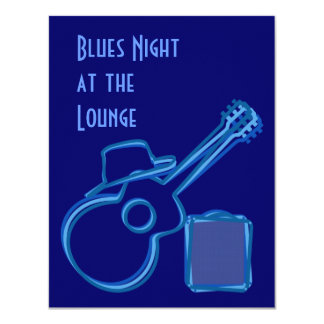 Blues Guitar Invitation