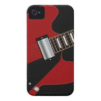Blues Guitar iPhone 4 Case