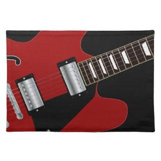 Blues Guitar Placemat
