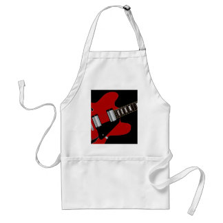 Blues Guitar Standard Apron
