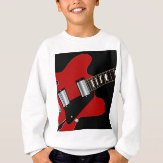 Blues Guitar Sweatshirt