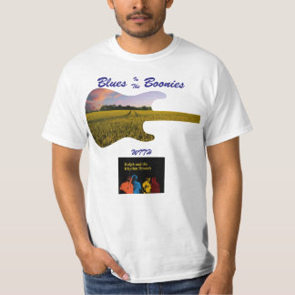 Blues In The Boonies 2017 #2 T-Shirt