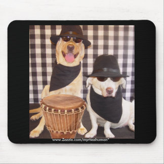 Blues Labs Mouse Pad