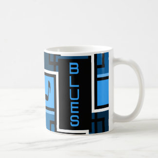 Blues mug - choose style & color