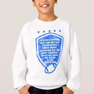 blues origin fan sweatshirt
