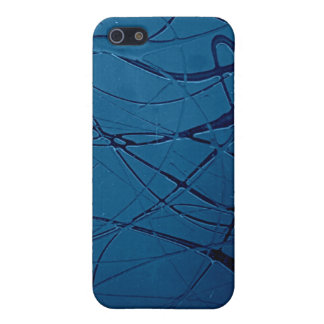 Blues Party Iphone Skin iPhone 5/5S Case