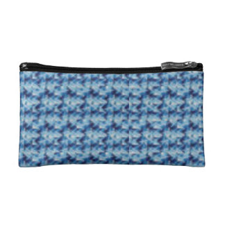 Blues Style: Small Cosmetic Bag