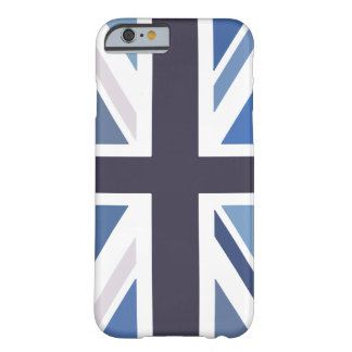Blues Union Flag Jack Team GB iPhone 6 case Barely There iPhone 6 Case