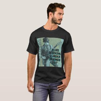 Blues Weekend Eureka Springs 2017 T-Shirt