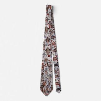 Blueser Krawatte Tie
