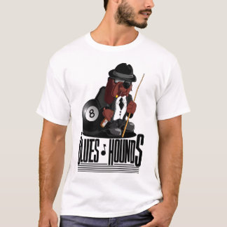 Blueshounds Baby. T-Shirt