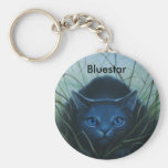 Bluestar Key ring Keychains