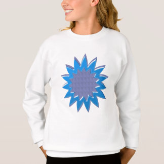 BlueSTAR SuperSTAR : Elegant GIFT for all occasion Sweatshirt