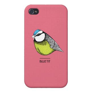 Bluetit iPhone 4 Case