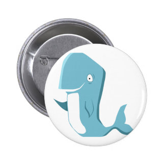 bluewhale 2 inch round button