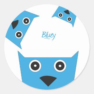 Bluey Stickers