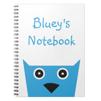 Blueys Notebook