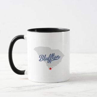 Bluffton South Carolina SC Shirt Mug