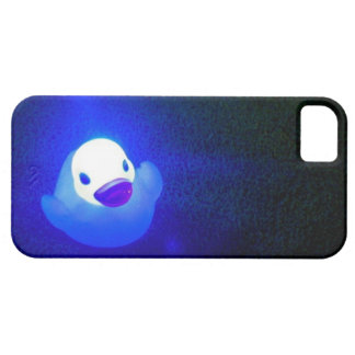 Bluing LED Duckie No. 1 iPhone 5 Cover