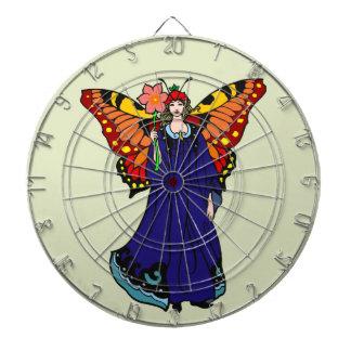 Blumenfee more flower fairy dartboards