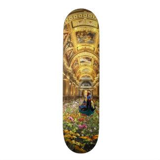 Blumensaal Floral Hall Skateboarddecks