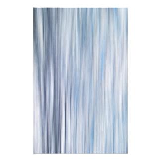 Blured strips pattern flyer