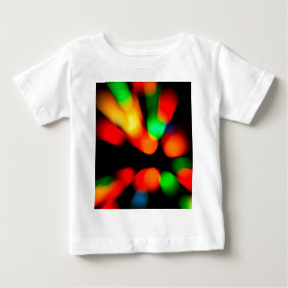 Blurred color background baby T-Shirt