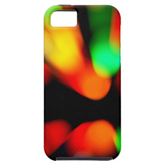 Blurred color background case for the iPhone 5