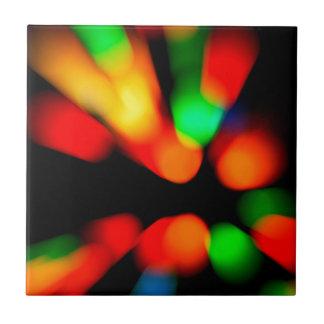 Blurred color background ceramic tiles