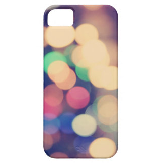 Blurred Lights iPhone 5 Cases